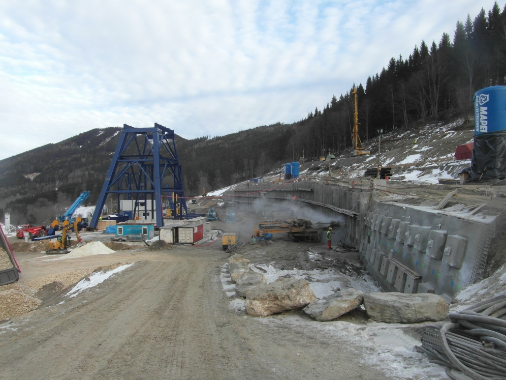 Semmering Basistunnel Bild 1